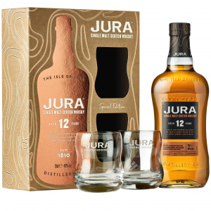 Jura 12 Year Old Gift Pack 2019