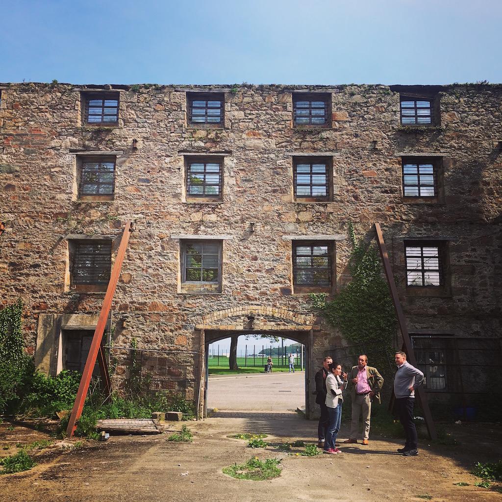 Old Hazelburn Warehouses