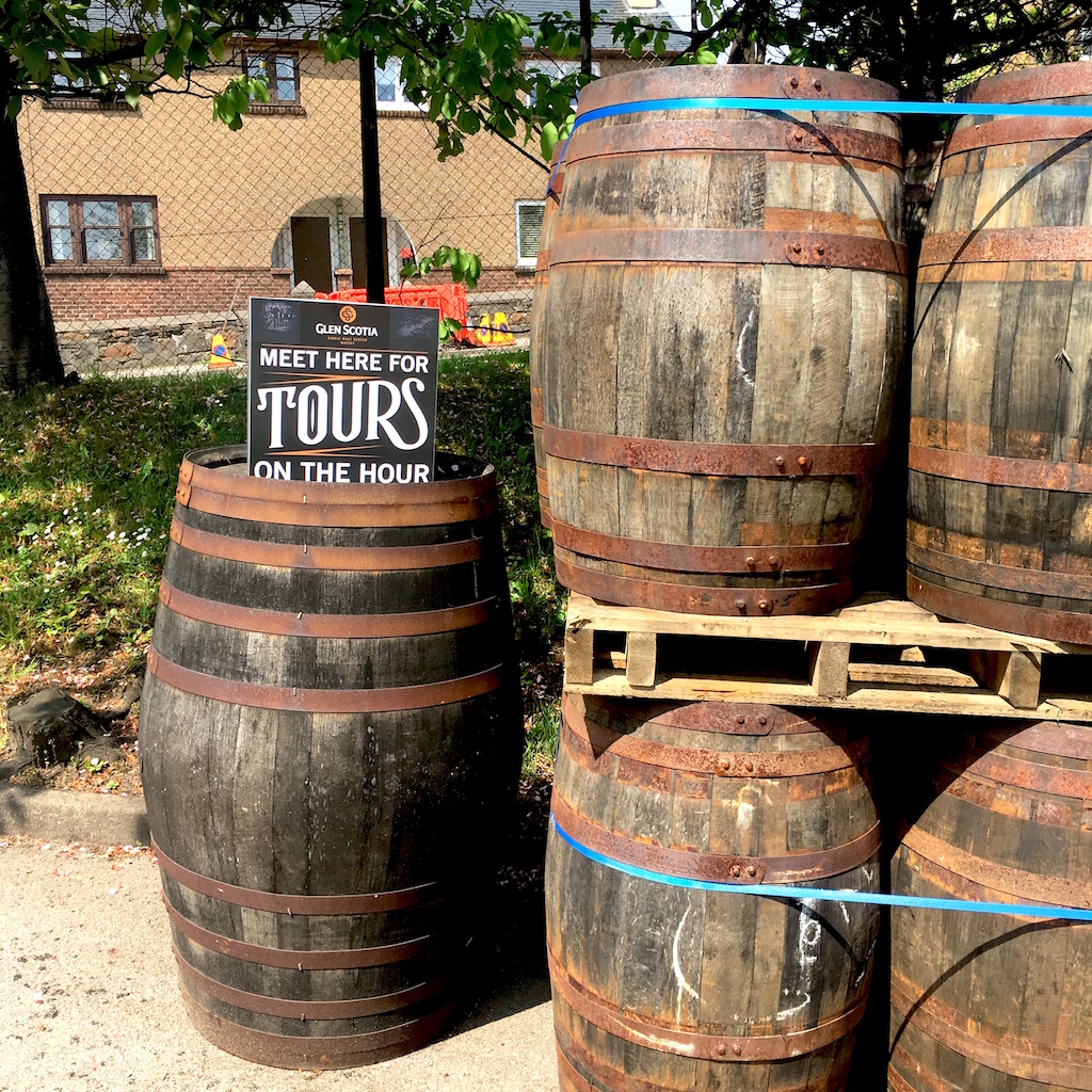 Glen Scotia Distillery Tours