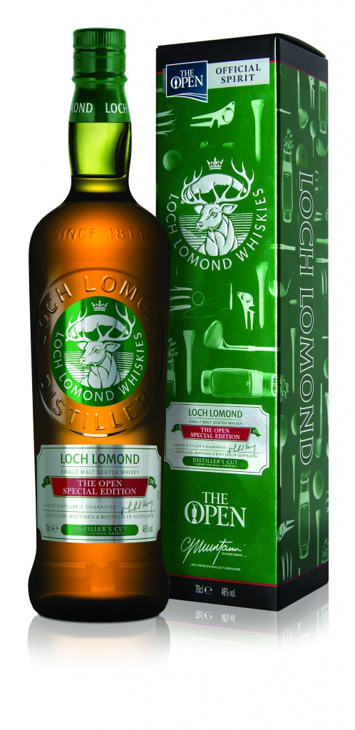 Loch LomondThe Open Special Edition