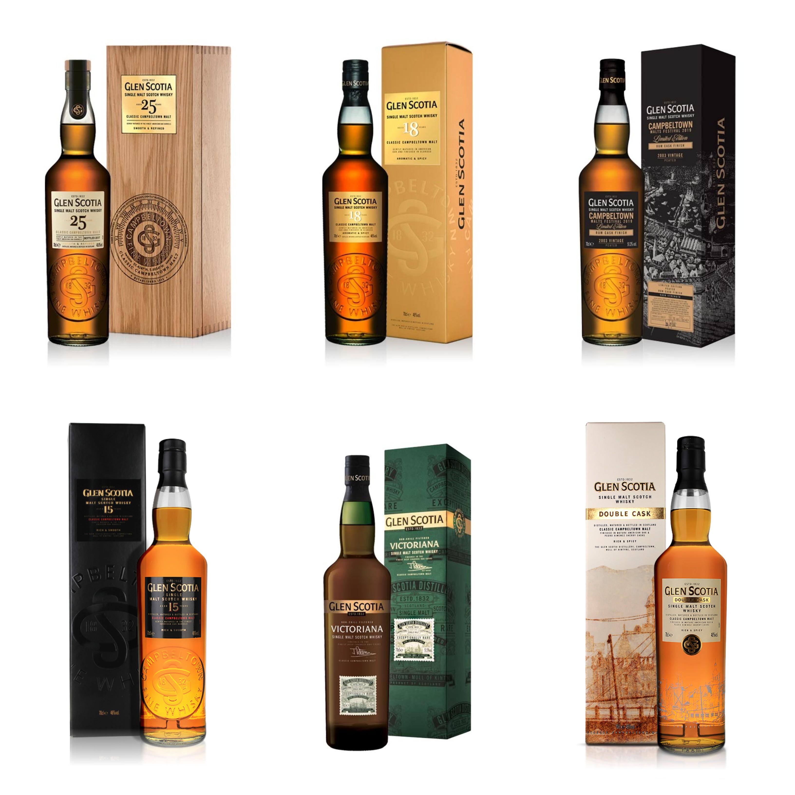 Glen Scotia @ The Whisky Shop