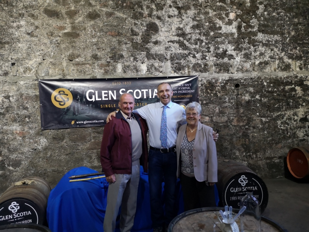 Glen Scotia Competition Winners