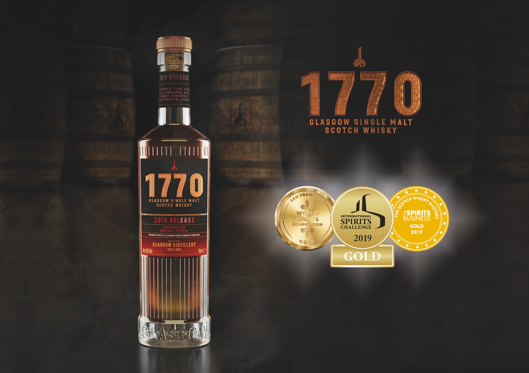 Glasgow 1770 Single Malt