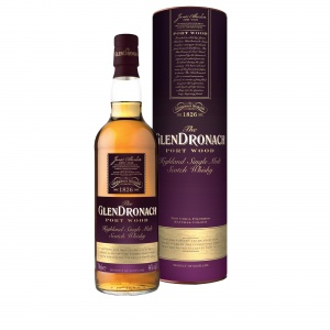 GlenDronach Port Wood 10 Year Old