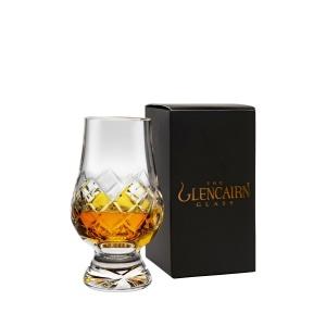 Glencairn Whisky Glass Crystal Cut