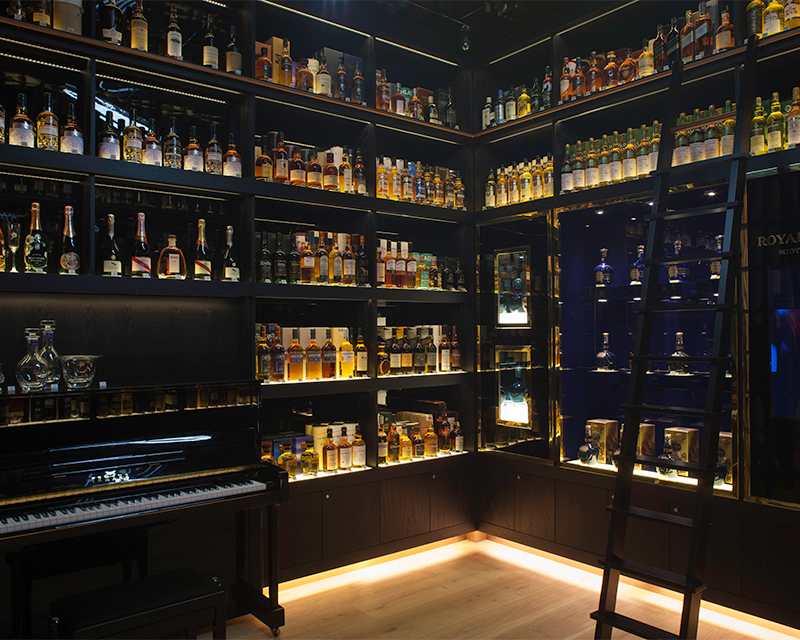 The Whisky Shop London – Piccadilly in 2016