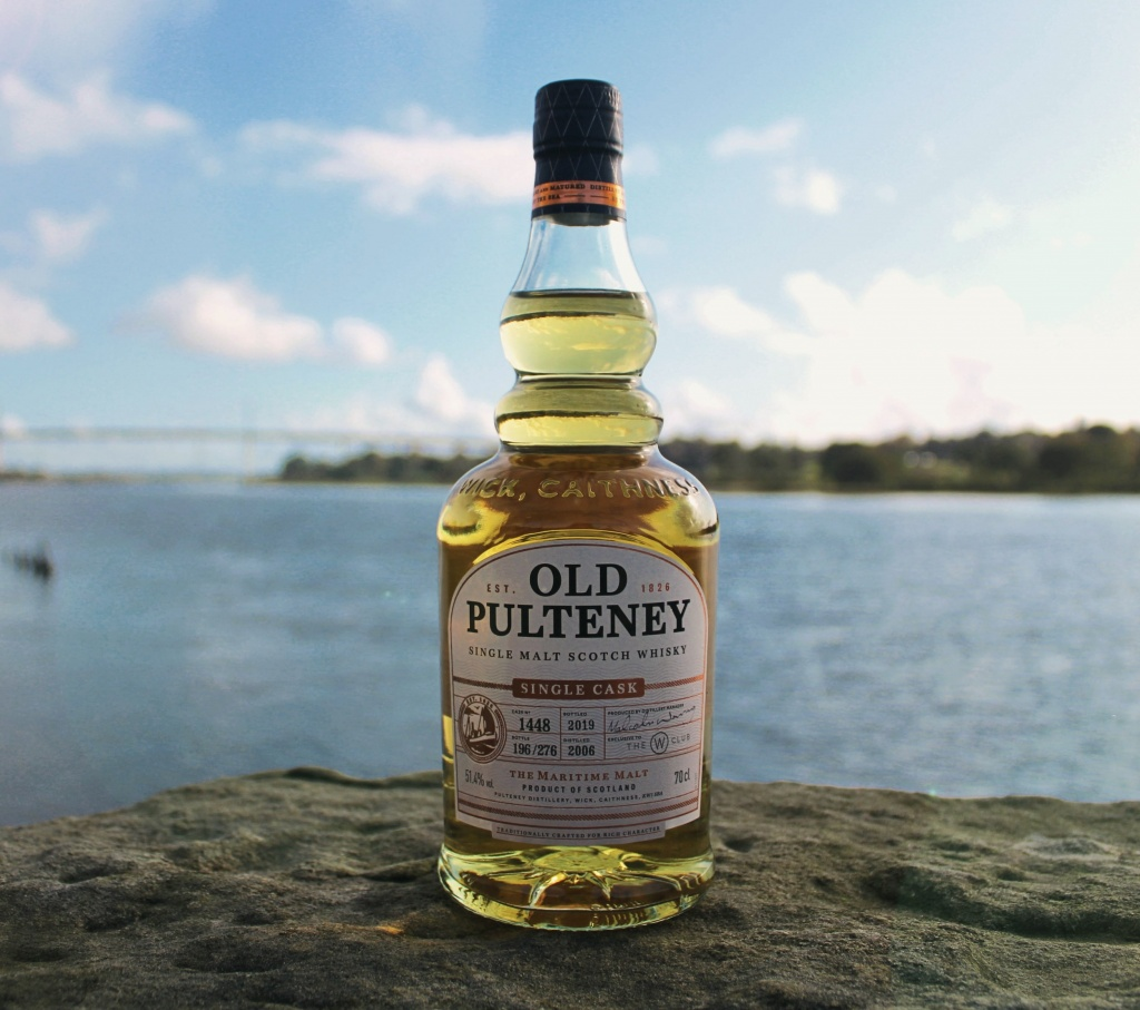 Old Pulteney Single Cask - W CLub Exclusive