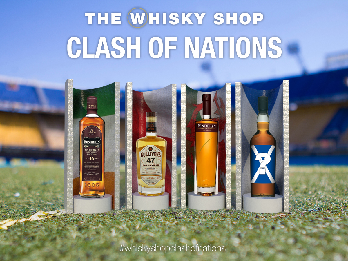 The Whisky Shop Clash of Nations