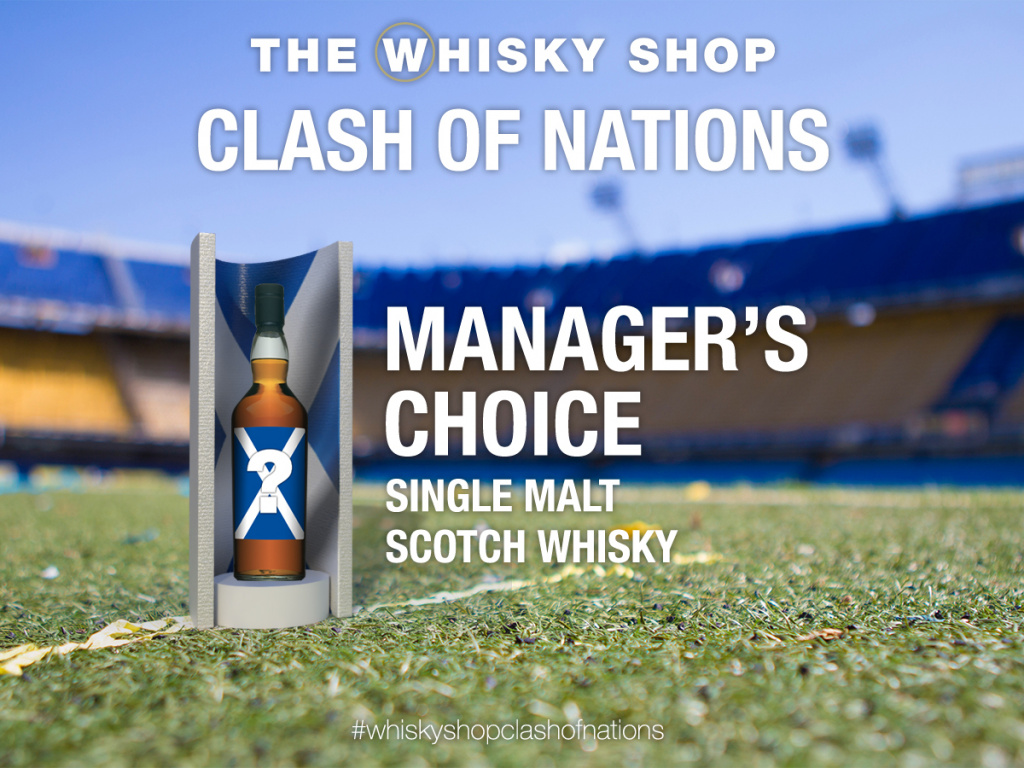 Manager's Choice Single Malt Scotch