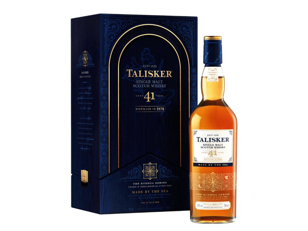 talisker 41 year old