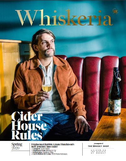 Whiskeria Spring 2020