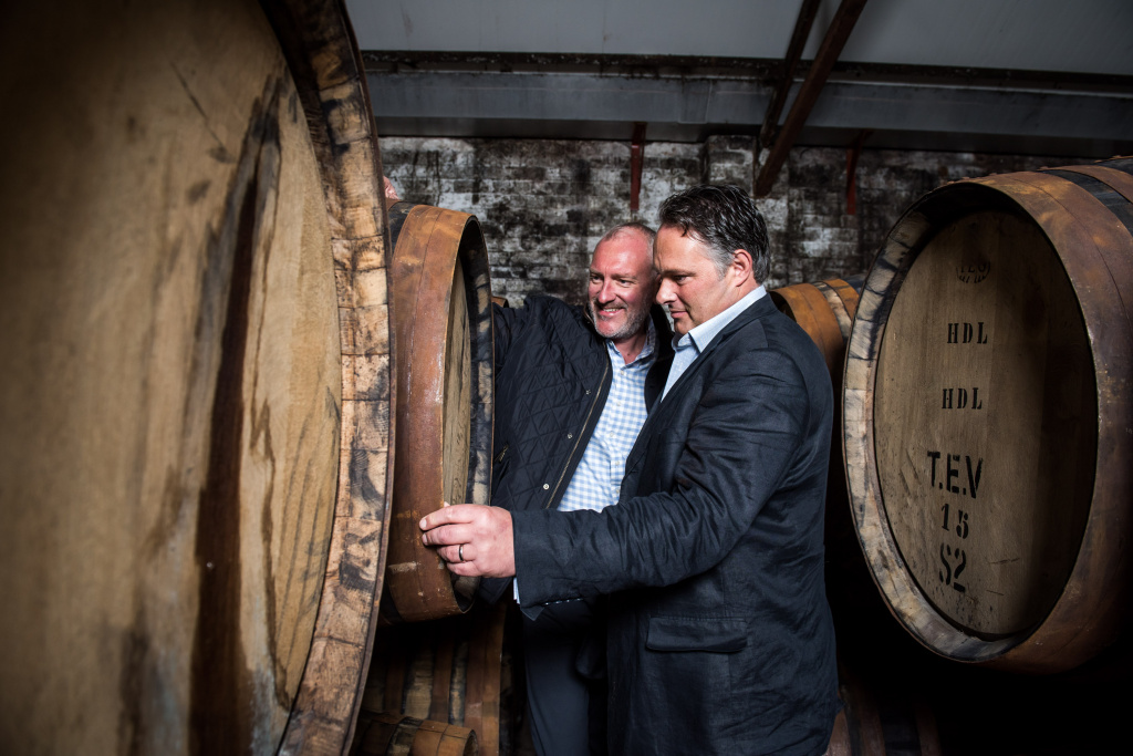 Rare Whisky 101 - David Robertson and Andy Simpson.