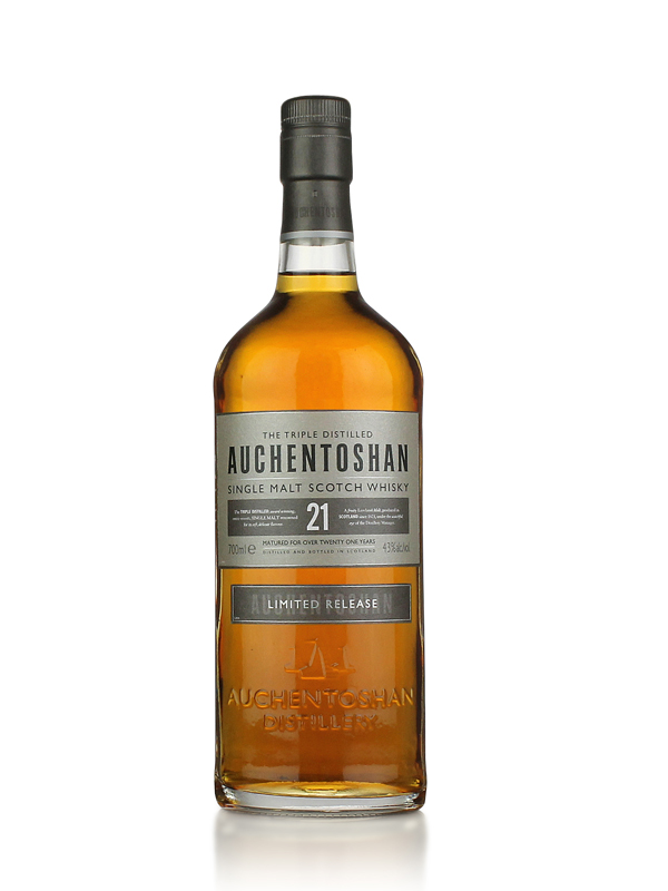 Auchentoshan 21 Year Old   Lowland Single Malt Scotch Whisky 70cl