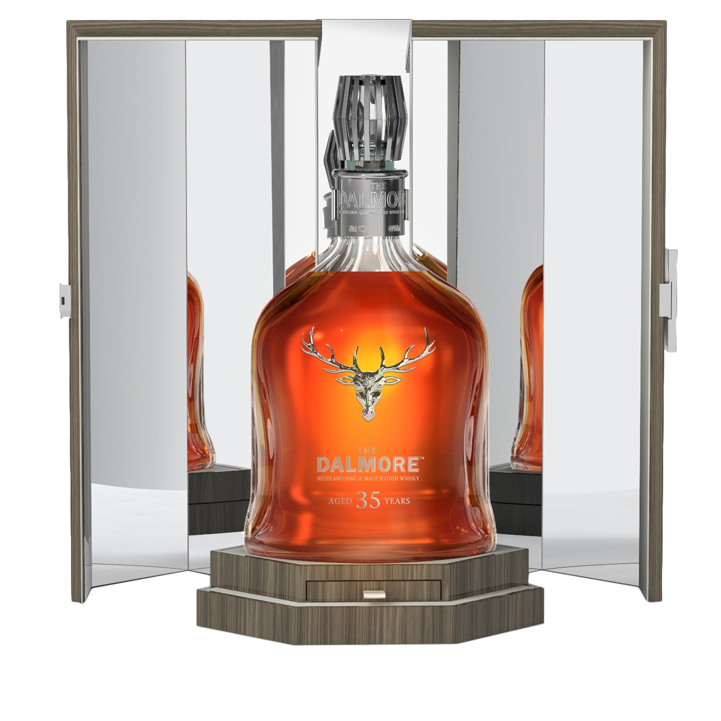 Dalmore 35 Year Old Highland Single Malt Scotch Whisky 70cl