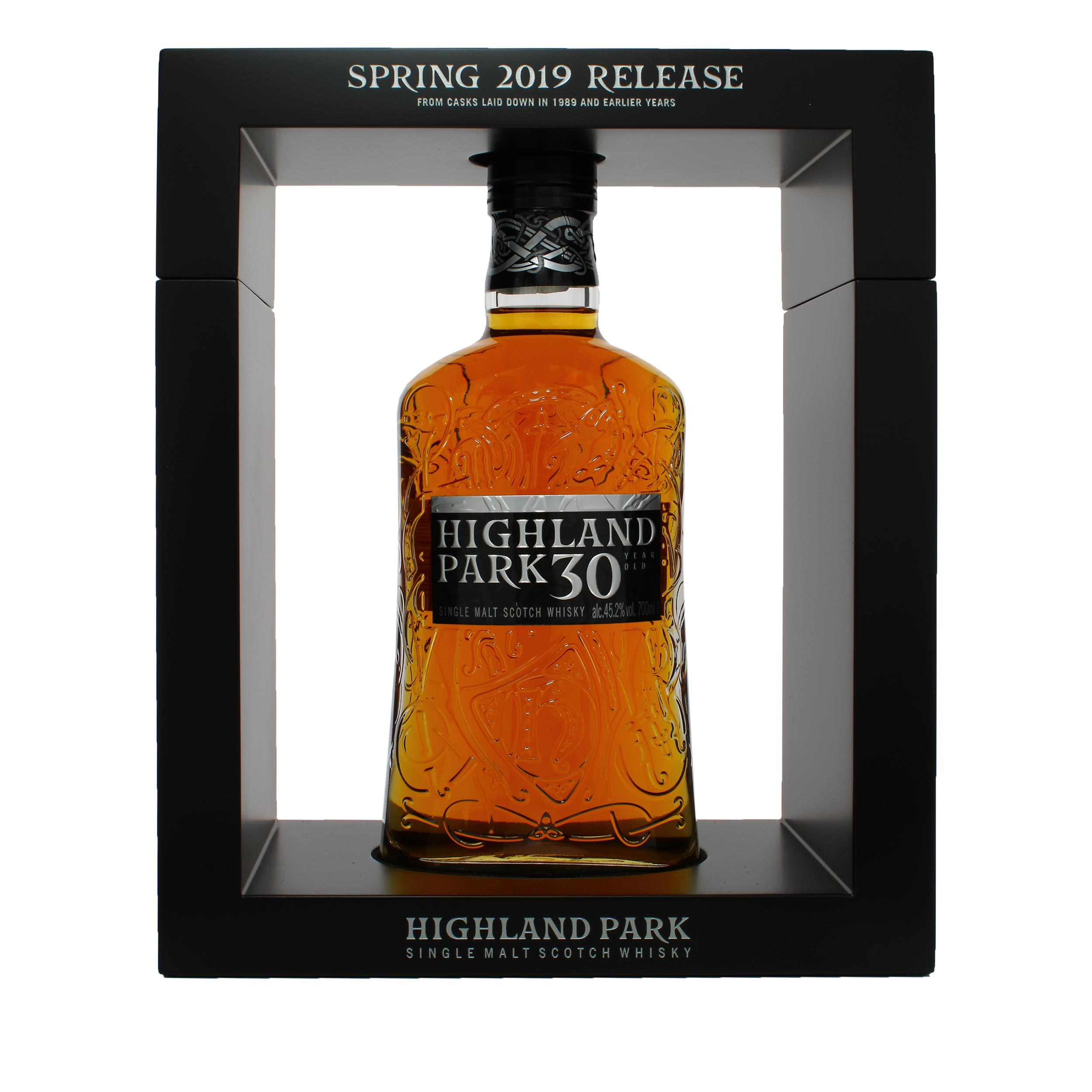 Highland Park 30 Year Old 2019 Release Limited Edition Island Single Malt Scotch Whisky 70cl