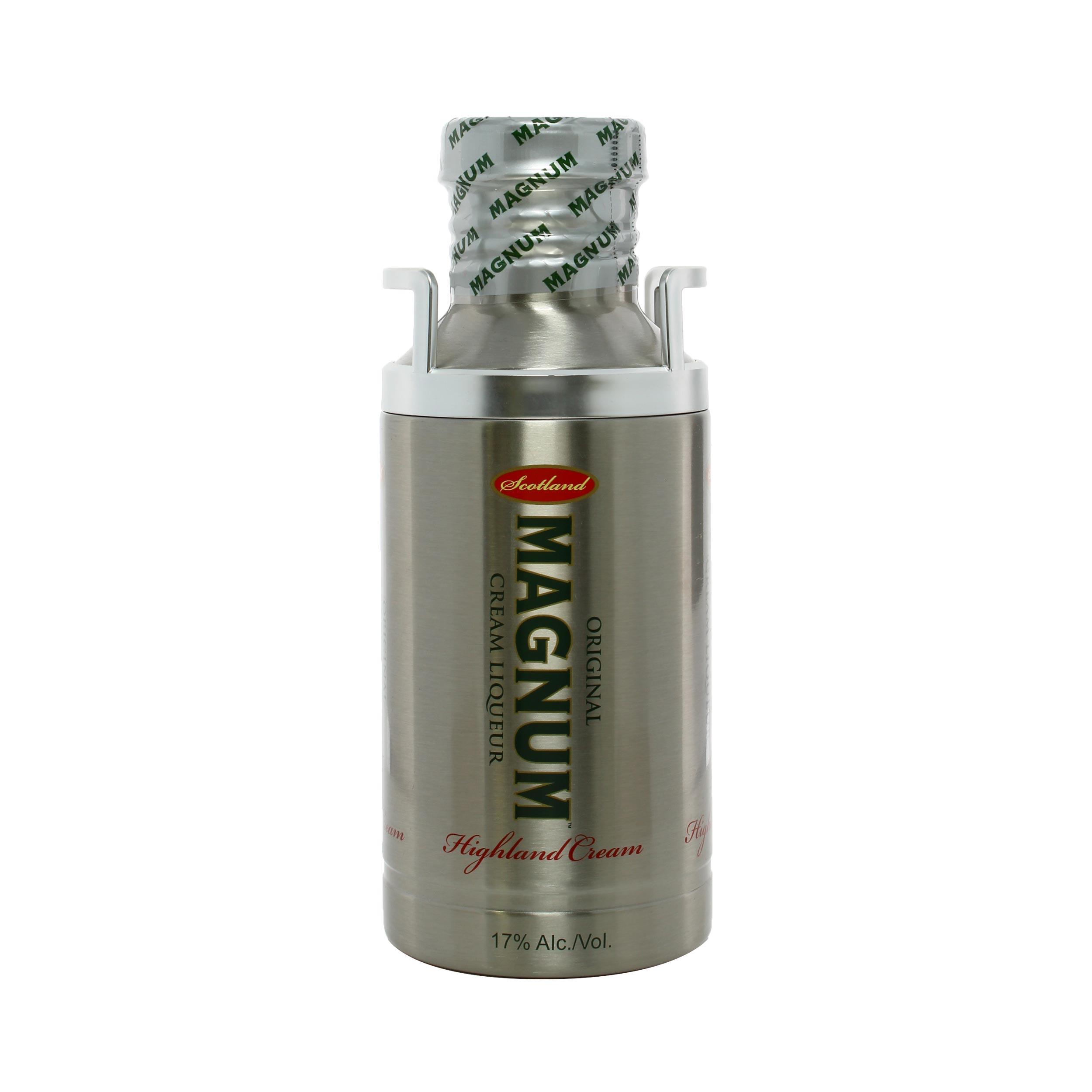 Magnum Highland Cream Liqueur 70cl