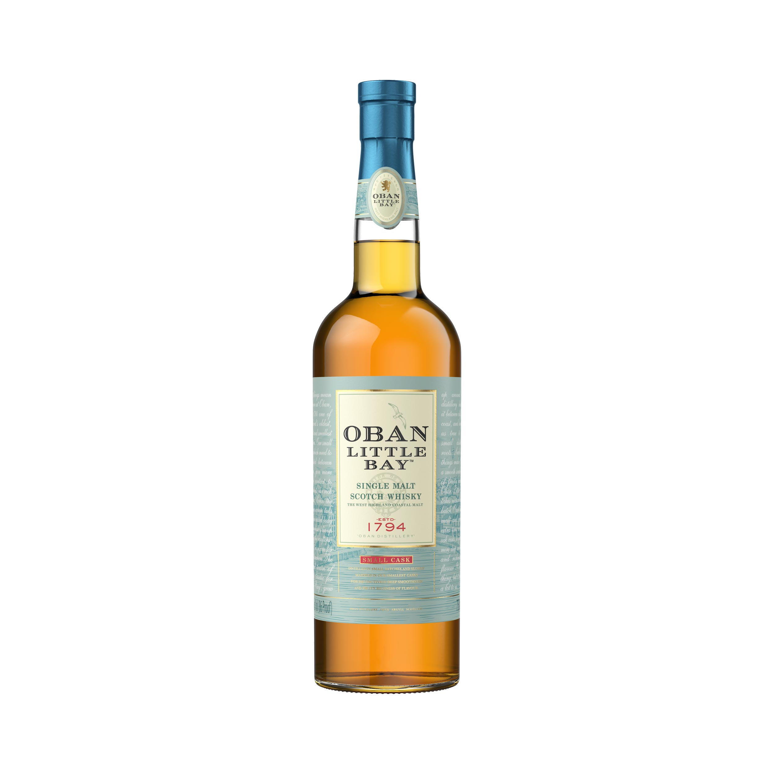 Oban Little Bay Highland Single Malt Scotch Whisky 70cl